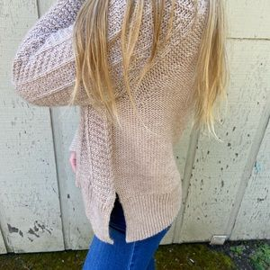 Knitted H&M sweater